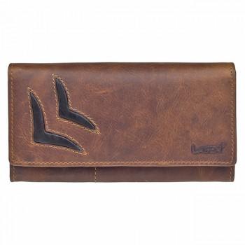 Dámska peňaženka kožená (KDP18)