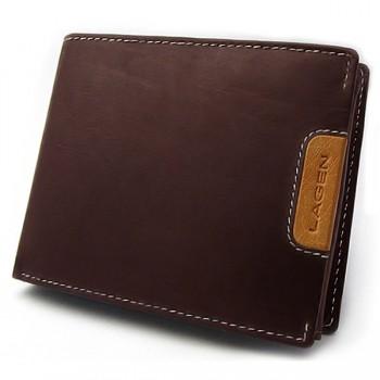 Pánska kožená peňaženka (PPN58)