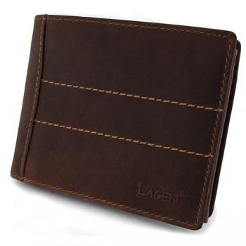 Pánska kožená peňaženka (PPN65)