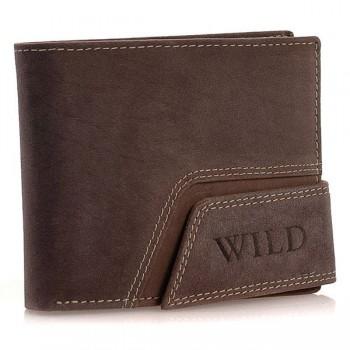 Pánska kožená peňaženka (PPN26)