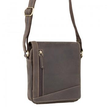 Značková kožená taška (KT38)
