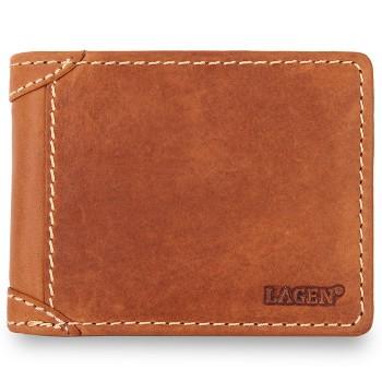 Pánska kožená peňaženka (PPN166)
