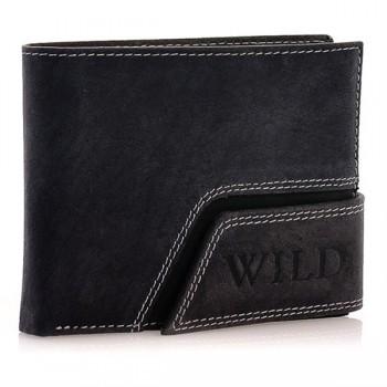 Pánska kožená peňaženka (PPN25)