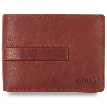 Pánska kožená peňaženka (PPN180)