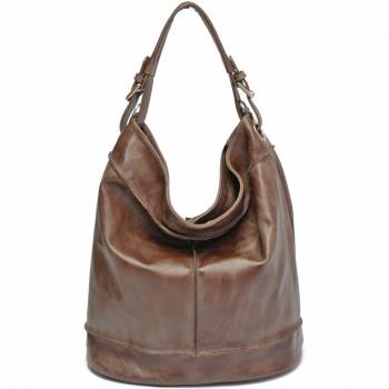Luxusná kožená kabelka (K74)