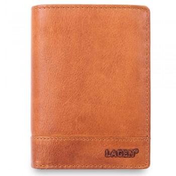 Pánska kožená peňaženka (PPN195)