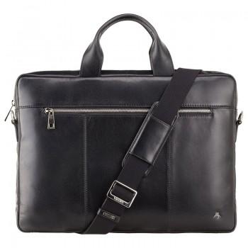 Značková kožená taška (KT94)