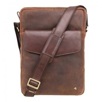 Značková kožená taška (KT98)
