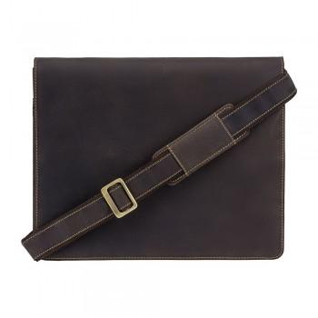 Značková kožená taška (KT100)