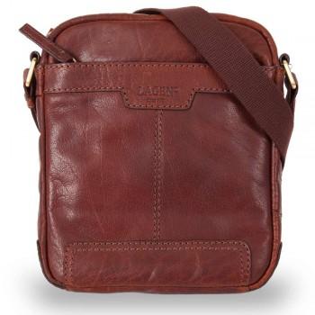Pánska kožená taška cez rameno (GT64)